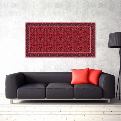 Tableau oriental tapis