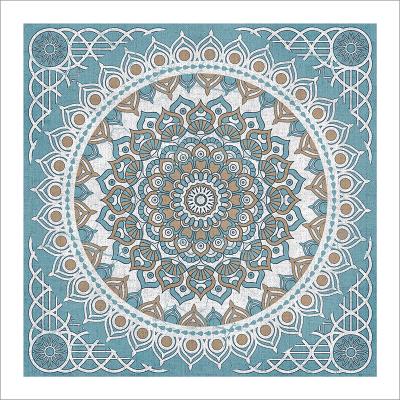 Poster oriental-tapis perse
