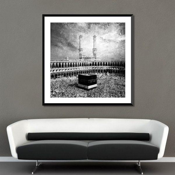 Poster islam kaaba
