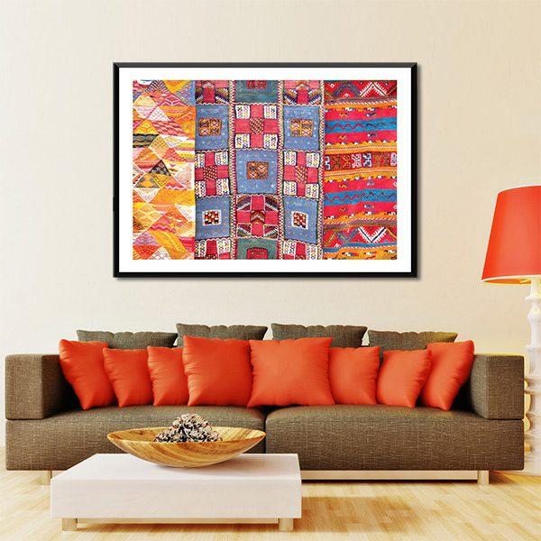 Poster oriental berbere