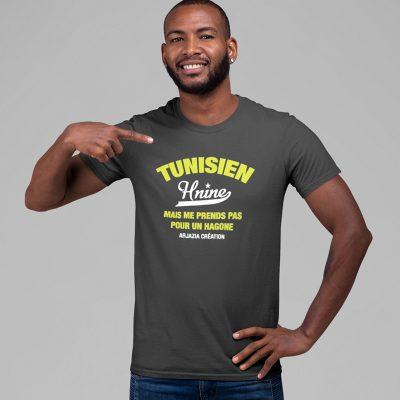 T-shirt tunisie-hnine