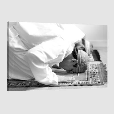 Tableau islam-as sajda