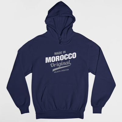 made in morocco-marine